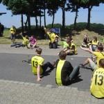 Oelder Borussen on Tour - Gladbach vs. Dortmund