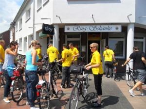 Fahrradtour der Oelder Borussen 09